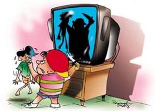 tv violenza